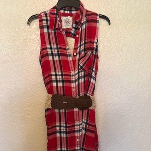 Women's Flannel Dress